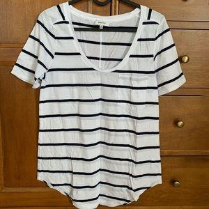 Babaton Striped T-Shirt